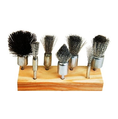 WIRE BRUSHES AND WHEELS