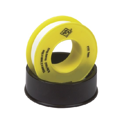 THICK PIPE THREAD TAPE 12MM X 10M X 0.1MM