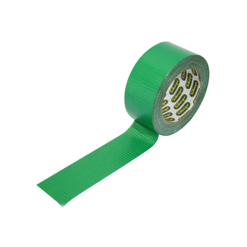 GLOSS GREEN DUCT TAPE 48MM x 25M