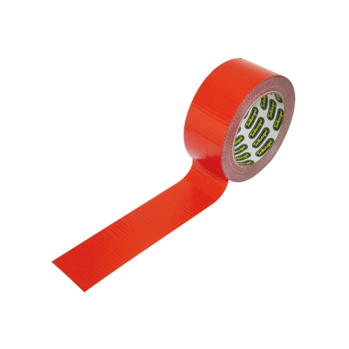 GLOSS RED DUCT TAPE 48MM x 25M