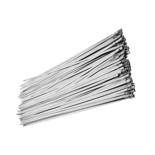 MTS STAINLESS STEEL CABLE TIES 10 PIECE