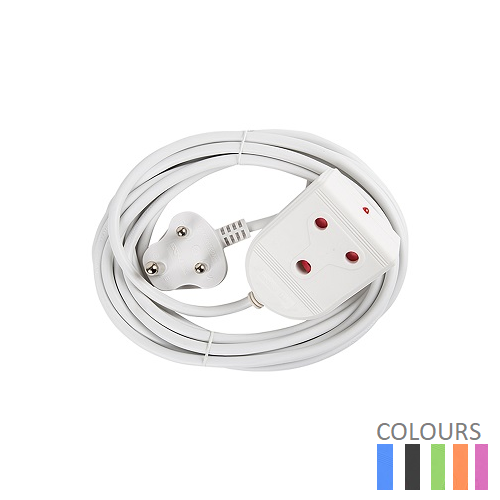 ELECTRICMATE EXTENSION LEAD 16A 5M