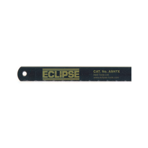 ECLIPSE FLEXIBLE SILICONE LOW ALLOW HACKSAW BLADE 100 PACK