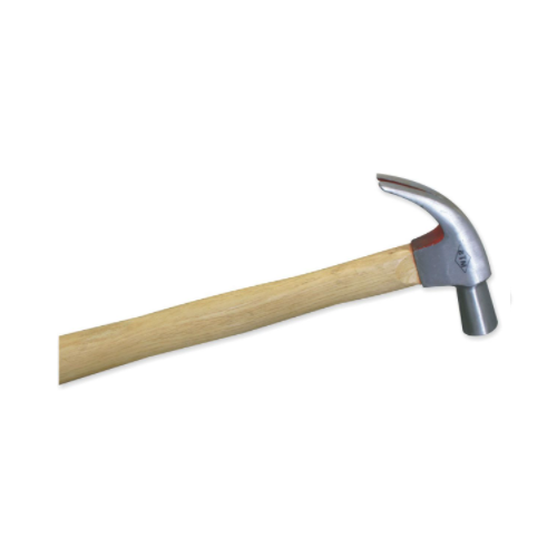 MTS CLAW HAMMER WITH WOODEN HANDLE