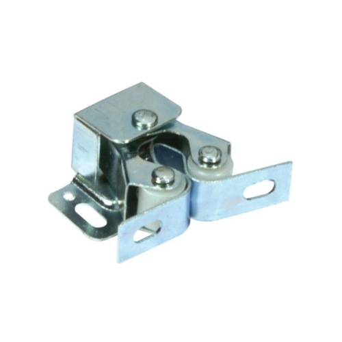 MACKIE GALVANIZED DOUBLE ROLLER CATCH