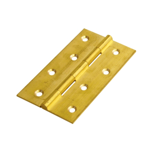 MACKIE BRASS PLATED BUTT HINGES