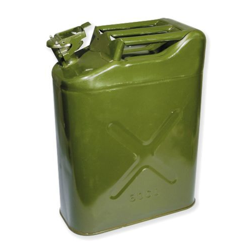 MTS 20 LITER METAL JERRY CAN