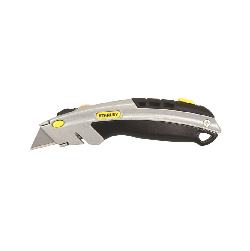 STANLEY RETRACTABLE TRIMMING KNIFE - INSTANT FRONT LOAD 10-788
