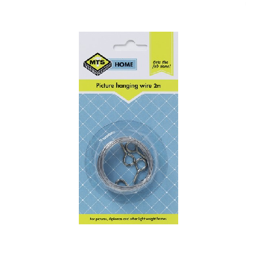 MTS HOME PICTURE HANDING WIRE 2 METER