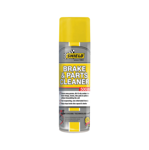 SHIELD BRAKE AND PARTS CLEANER 500ML SH213