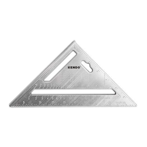 KENDO RAFTER SQUARE 185MM X 260MM - TRIANGULAR