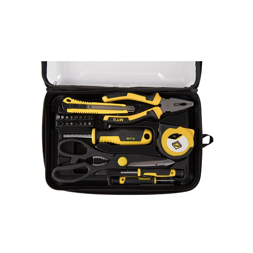 MTS TOOL KIT 23 PIECE BLISTER WITH CASE