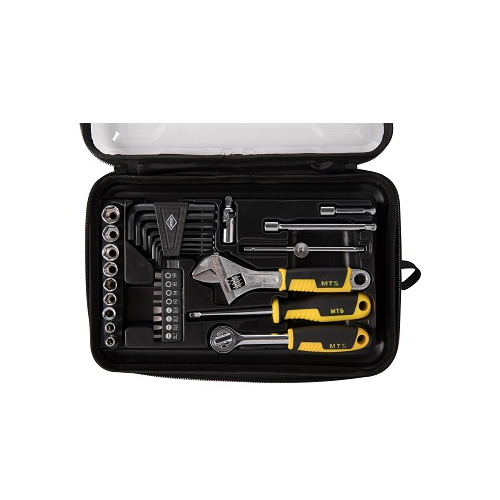 MTS TOOL KIT 32 PIECE BLISTER WITH CASE
