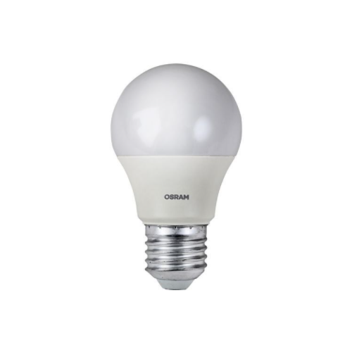 OSRAM WARM WHITE DIMMABLE SCREW IN LED 9W E27 SST CLA60 BOX OF 4