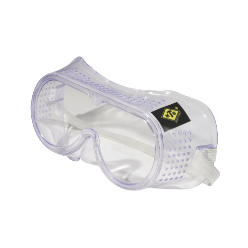 MTS CLEAR SAFETY GOGGLES