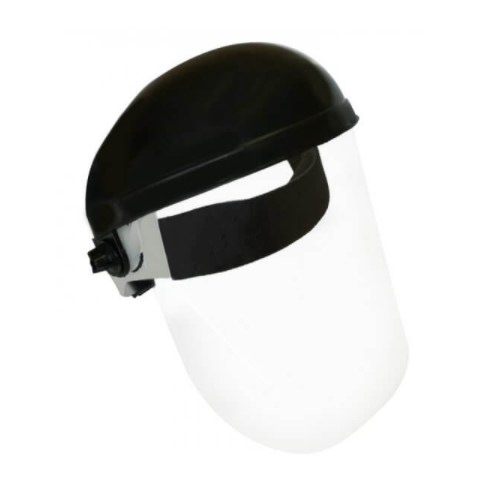 SAFECO CLEAR FACE SHIELD 1MM LENS