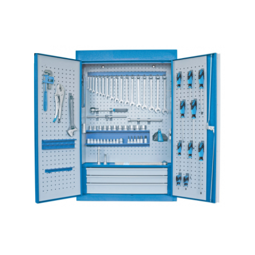 GEDORE TOOL CABINET - 1401 PRO 76 PIECE