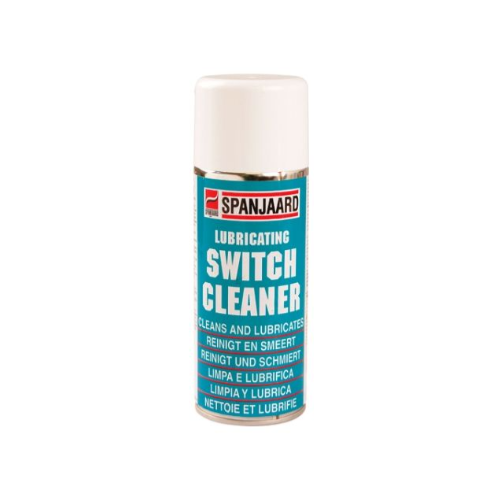 LUBRICATING SWITCH CLEANER SPRAY