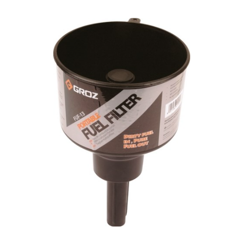 GROZ FUNNEL WITH BUILT IN WATER SEPARATOR FUF-13