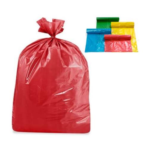 WASTECARE BIN LINERS SECTION