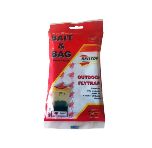 FLY BAIT AND BAG SERVICE PACK