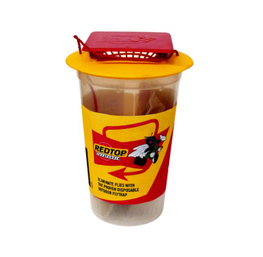 FLY REUSABLE CUP TRAP