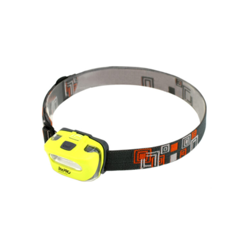 LED HEAD LAMP WITH STRAP
