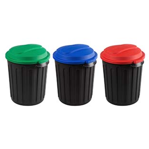 REFUSE BINS AND STORAGE SECTION