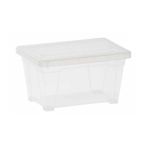 STORAGE BOX CLEAR 4.5L