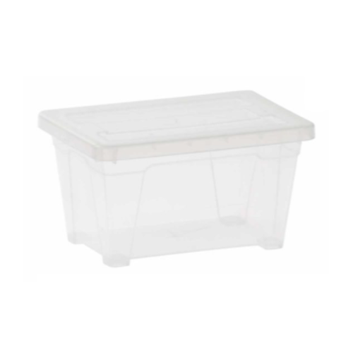 STORAGE BOX CLEAR 500ML