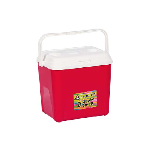 25 LITRE COOLER BOX WITH HANDLE